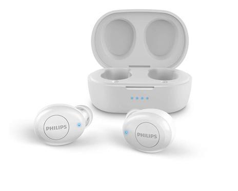 Philips 2000 series TAT2205WT/00 cuffia e auricolare Bianco Bluetooth - 2