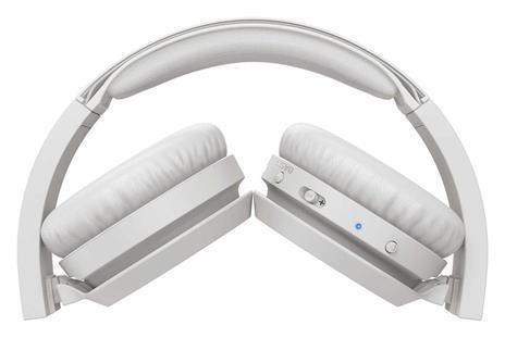 Philips 4000 series TAH4205WT/00 cuffia e auricolare Padiglione auricolare Bianco - 2