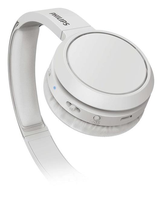 Philips 4000 series TAH4205WT/00 cuffia e auricolare Padiglione auricolare Bianco - 3