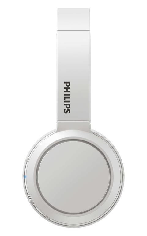 Philips 4000 series TAH4205WT/00 cuffia e auricolare Padiglione auricolare Bianco - 4