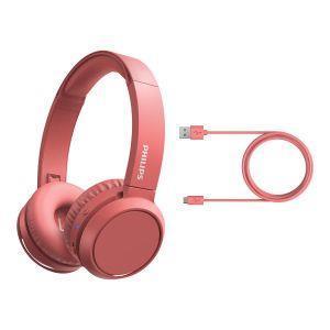 Philips 4000 series TAH4205RD/00 cuffia e auricolare Padiglione auricolare Rosso - 2