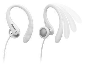 Philips TAA1105WT/00 cuffia e auricolare Aggancio, Auricolare Bianco - 3