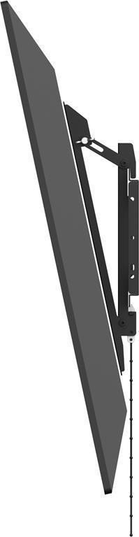 """Vision VFM-W4X4T supporto da parete per tv a schermo piatto 152,4 cm (60"""") Nero - 2"""