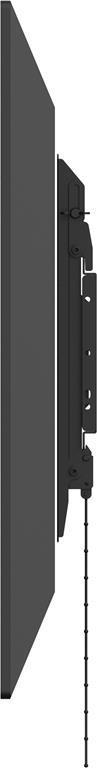 """Vision VFM-W4X4T supporto da parete per tv a schermo piatto 152,4 cm (60"""") Nero - 3"""