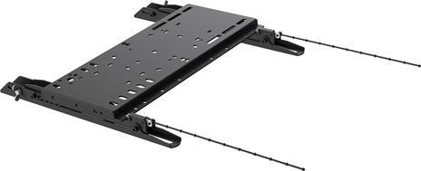 """Vision VFM-W4X4T supporto da parete per tv a schermo piatto 152,4 cm (60"""") Nero - 6"""