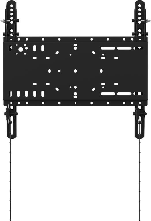 """Vision VFM-W4X4T supporto da parete per tv a schermo piatto 152,4 cm (60"""") Nero - 7"""