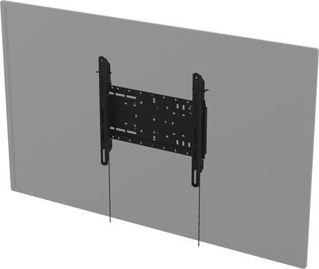 """Vision VFM-W4X4T supporto da parete per tv a schermo piatto 152,4 cm (60"""") Nero - 9"""
