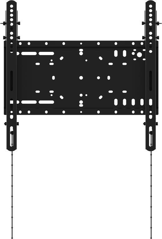 """Vision VFM-W4X4T supporto da parete per tv a schermo piatto 152,4 cm (60"""") Nero - 10"""