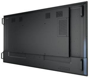 """iiyama LH6542UHS-B1 visualizzatore di messaggi Pannello piatto per segnaletica digitale 163,8 cm (64.5"""") IPS 4K Ultra HD Nero Processore integrato Android 8.0 - 6"""