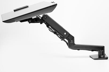 """Wacom Flex Arm 81,3 cm (32"""") Nero, Grigio - 2"""