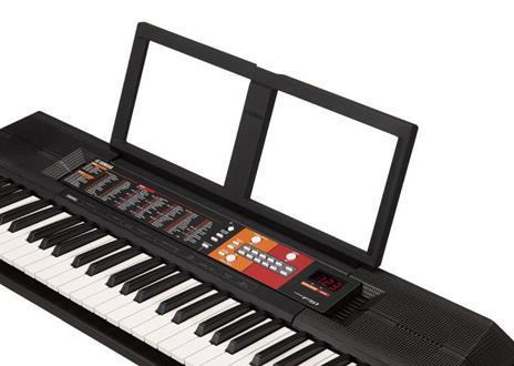 Yamaha PSR-F51 tastiera MIDI 61 chiavi Nero - 2