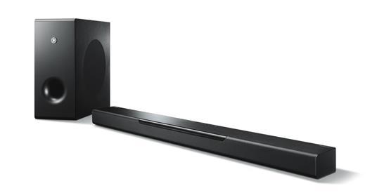 Yamaha ATS-4080 altoparlante soundbar 200 W Nero