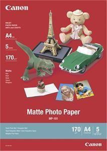 Canon Matte Photo Paper carta fotografica