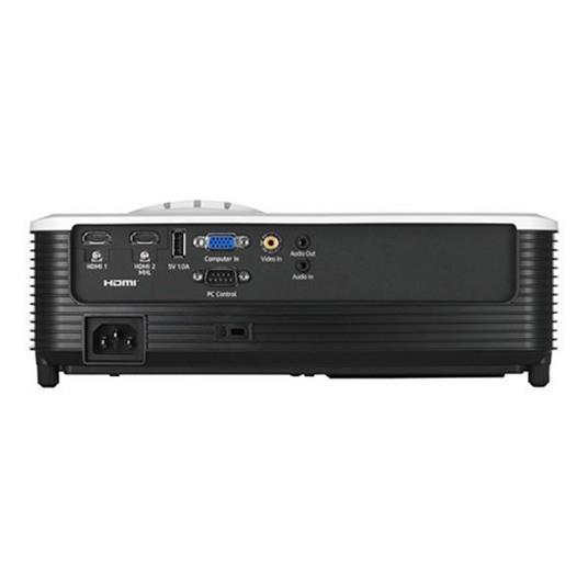 Ricoh PJ S2440 videoproiettore 3000 ANSI lumen DLP SVGA (800x600) Compatibilità 3D Proiettore desktop Bianco - 4
