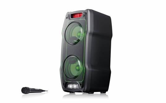 Sharp PS-929 sistema di amplificazione 180 W Nero