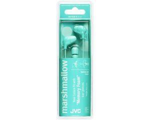 JVC HA-FX38-G-E Cuffie Auricolare Colore acqua - 2
