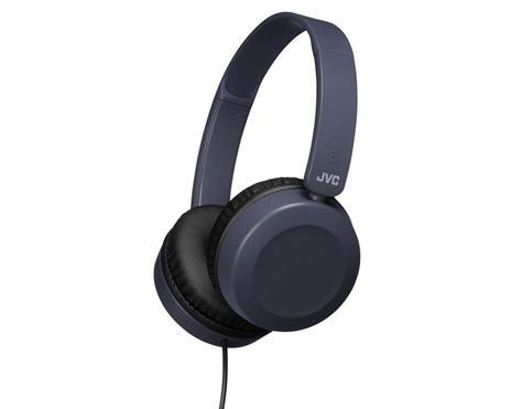 JVC HA-S31M-A Cuffia Padiglione auricolare Blu