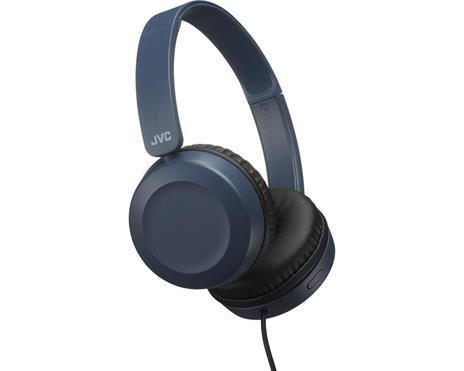 JVC HA-S31M-A Cuffia Padiglione auricolare Blu - 3