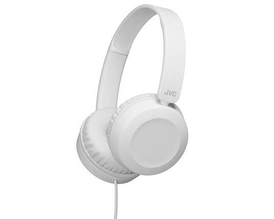 JVC HA-S31M-W Cuffia Padiglione auricolare Bianco Connettore 3.5 mm