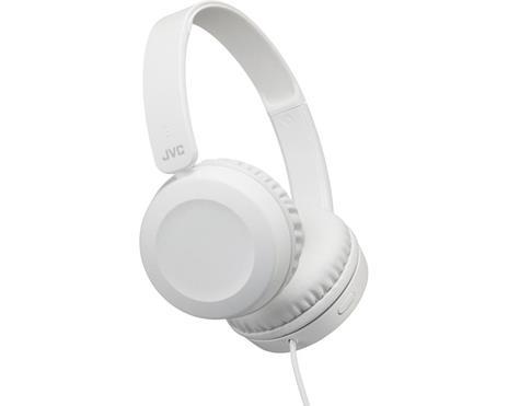 JVC HA-S31M-W Cuffia Padiglione auricolare Bianco Connettore 3.5 mm - 2