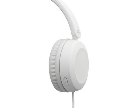 JVC HA-S31M-W Cuffia Padiglione auricolare Bianco Connettore 3.5 mm - 5