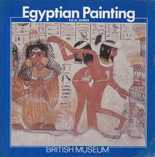 Egyptian painting - T. G. James - copertina