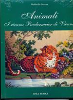 Animali. I ricami Biedermeier di Vienna