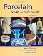 Porcelain. Repair and restoration