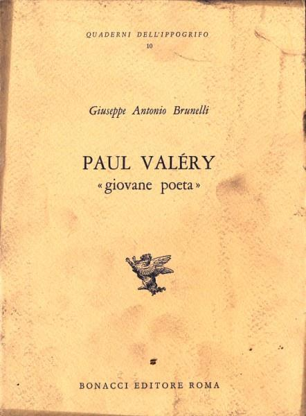 Paul valery. Giovane poeta - 2