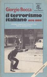 Il terrorismo italiano 1970-1980