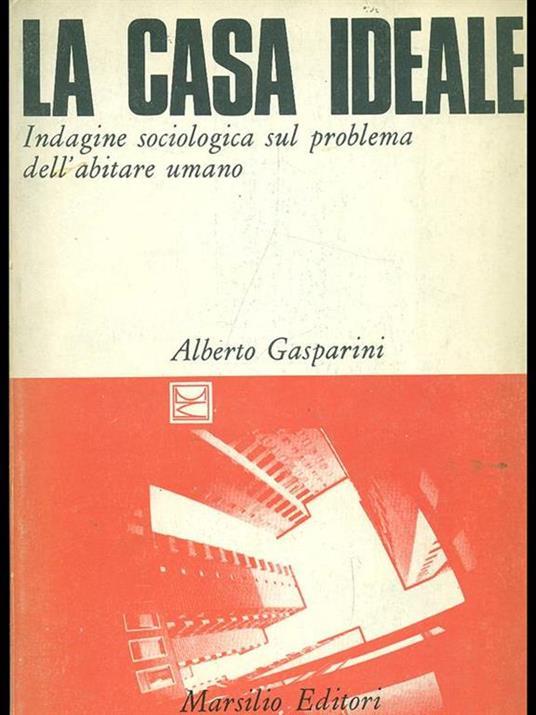 La casa ideale - Alberto Gasparini - copertina