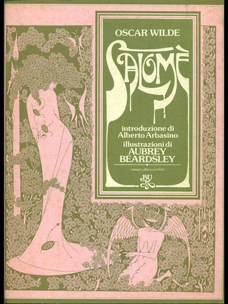 Salomé - Oscar Wilde - copertina