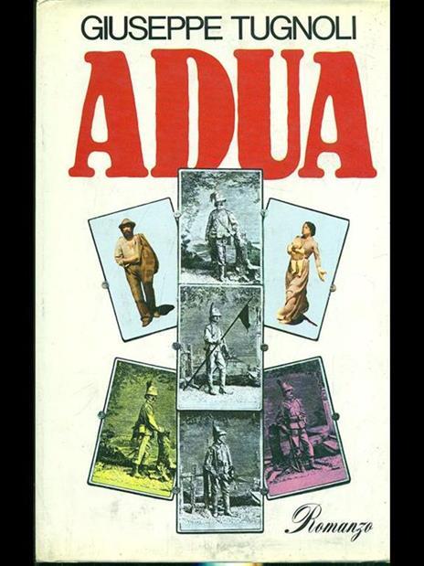 Adua - Giuseppe Tugnoli - copertina