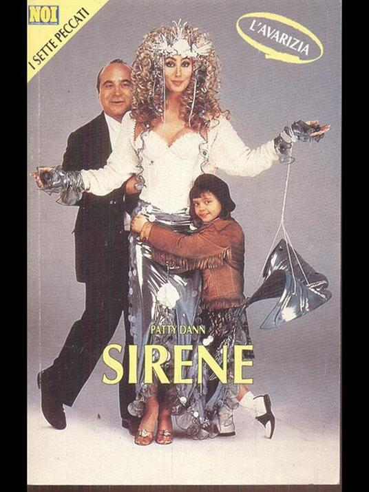 Sirene - Patty Dan - copertina
