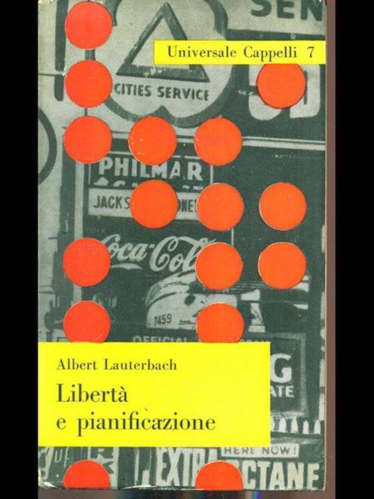 Libertà e pianificazione - Albert Lauterbach - 4