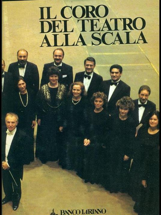 Il coro del Teatro Alla Scala - copertina