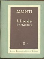 L' iliade d'Omero vol.1-2