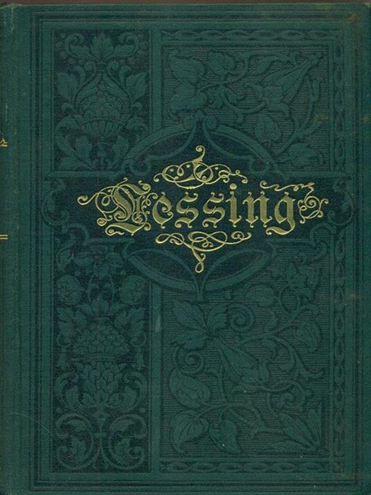 Lessings Werke - copertina