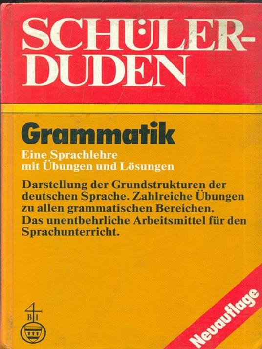 Schulerduden Grammatik - 7