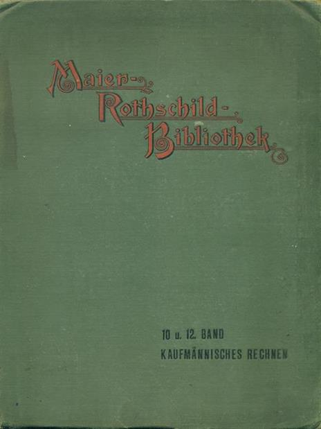 Maier-Rothschild-Bibliothek - 8