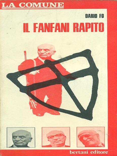 Il  fanfani rapito - Dario Fo - 2