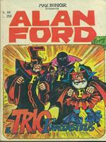 Alan Ford n. 64. Il trio fantasticus