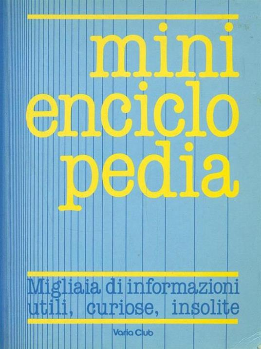 Mini enciclopedia - 4