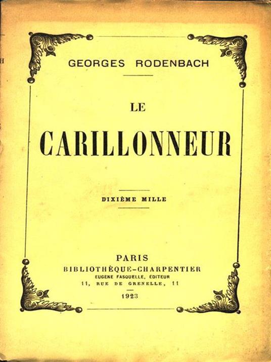 Le Carillonneur - 9