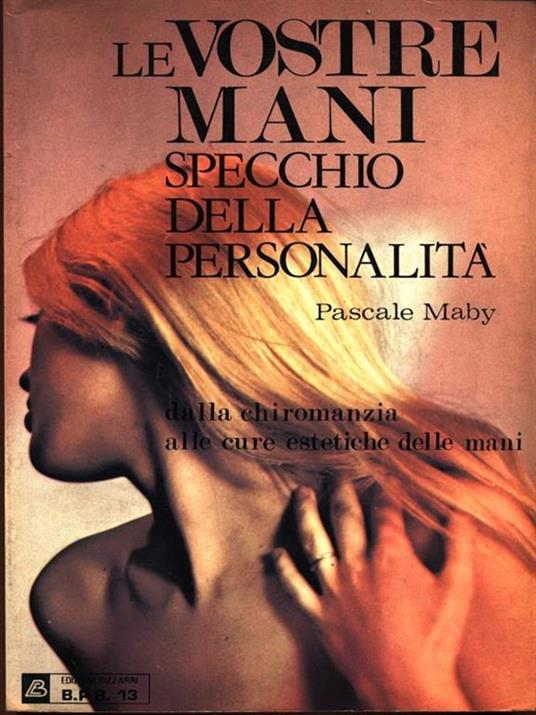 Le vostra mani - Pascale Maby - copertina