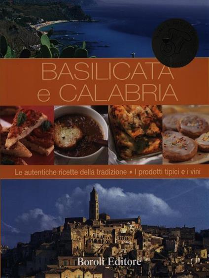 Basilicata e Calabria - copertina
