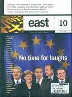 East 10 No time for laughs