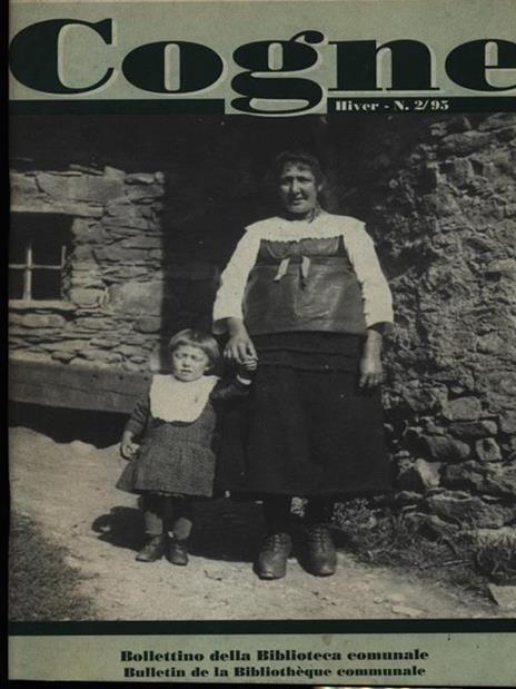Cogne hiver 2/95 - copertina