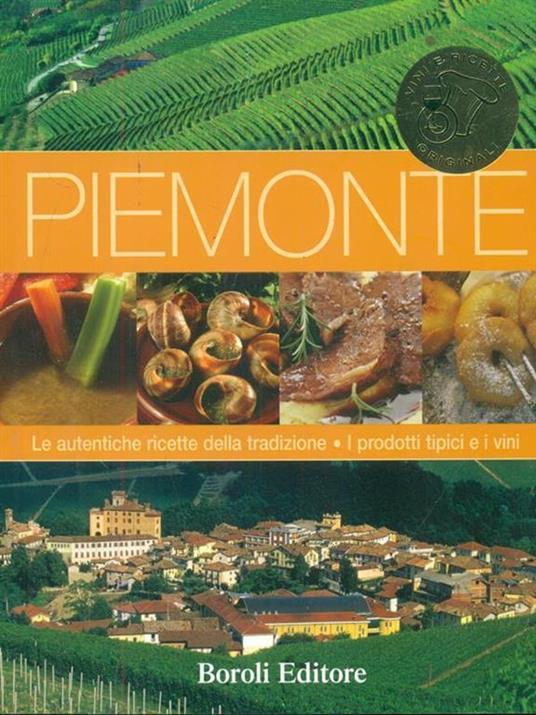 Piemonte - copertina