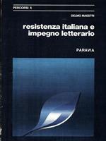 Resistenza italiana e impegno letterario
